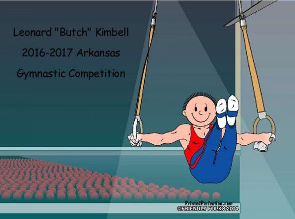 527-FF Gymnastics, Male