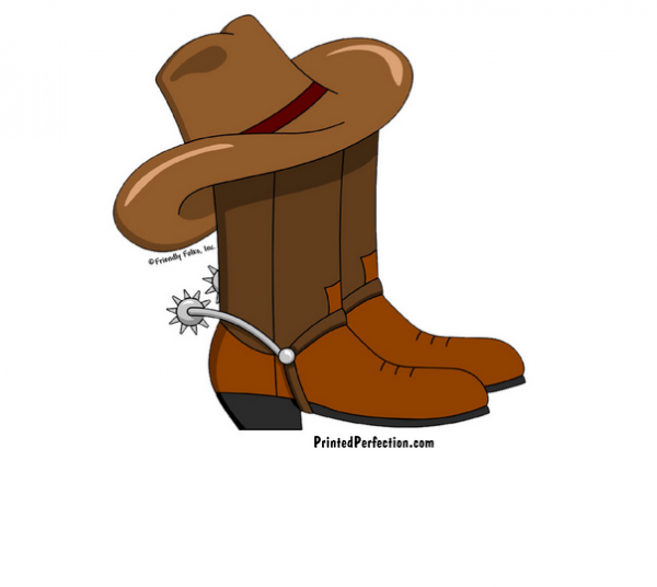 803-FF Cowboy Boots