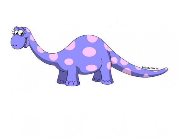 805-FF Dino, Female