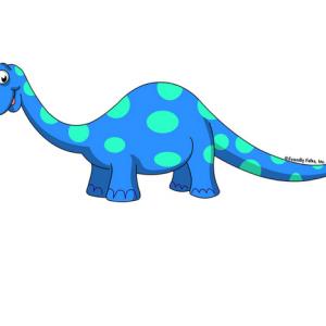 806-FF Dino, Male