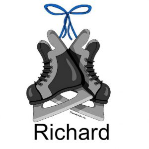 816-FF Ice Skates, Male