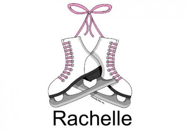 817-FF Ice Skates, Female