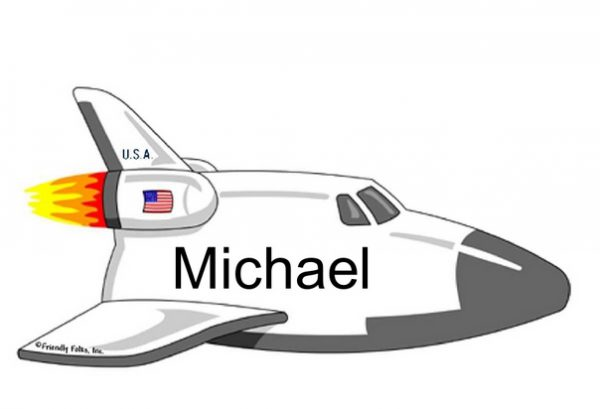 826-FF Space Shuttle