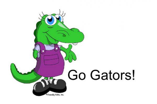 843-FF Alligator, Female
