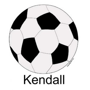 847-FF Soccer, Friendly Kids