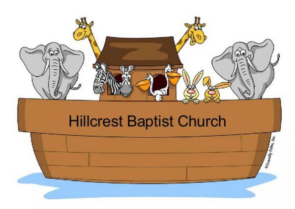 863-FF Noah's Ark