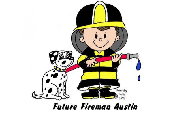 951-FF Future Fire Fighter, Male