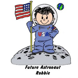 952-FF Future Astronaut, Male