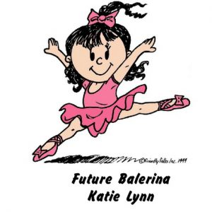 953-FF Future Ballerina, Female