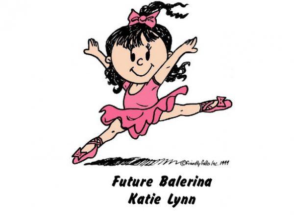 953-FF Future Ballerina, Female