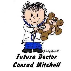 954-FF Future Doctor, Male