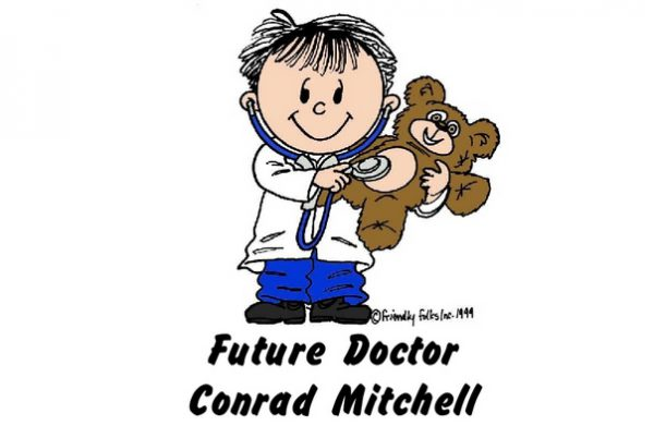954-FF Future Doctor, Male