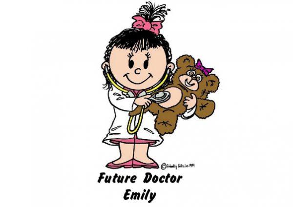 956-FF Future Doctor, Female