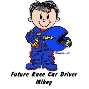 958-FF Future Race Car Driver, Male