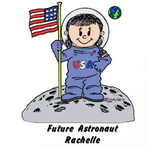 962-FF Future Astronaut, Female