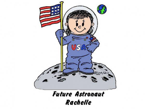 962-FF Future Astronaut, Female
