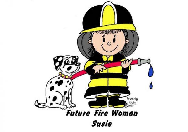 963-FF Future Fire Fighter, Female