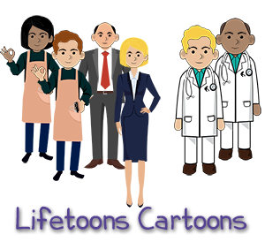 LifeToons Cartoons