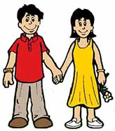 Name That Toon Couple