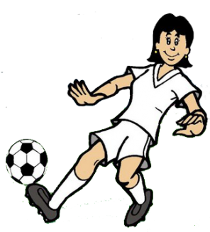 Name That Toon Sports - Simple Single Cartoons